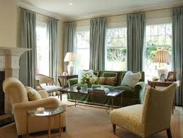 Large Window Curtain Ideas : Outstanding Large Curtain Windows Design With  Double Hung Atrium Window And