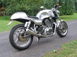 suzuki vx 800 cafe racer motorrad bild idee