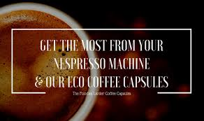 Tips For Cleaning Your Nespresso Machine Using Coffee Capsules