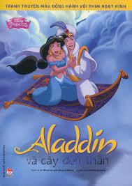 Aladdin - Aladdin Và Cây Đèn Thần
