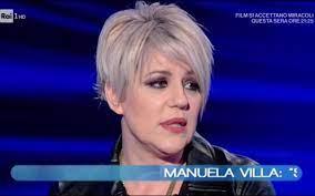 Manuela Villa vittima di molestie: racconta il suo dramma a Vieni da Me