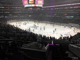 Staples Center Premier 1 Los Angeles Kings Rateyourseats Com