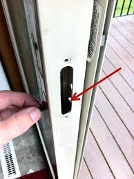 door locks fix how to fix broken sliding glass door lock door lock jammed fix door locks fix fix patio