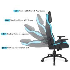 executive computer chair. IKayaa Ergonomic Racing Gaming Office Computer Desk Executive Chair I
