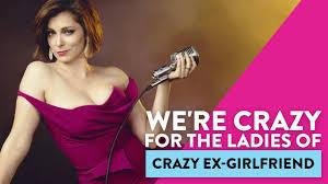 we re crazy for the las of crazy ex friend