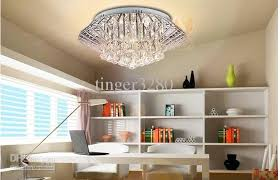 2016 living room crystal ceiling lighting modern minimalist ceiling living room lights