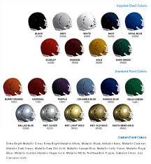 Xenith X2 Football Helmet Football Helmets Football Face