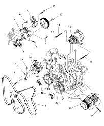 Mopar heater engine 55037539aa dodge 360 engine pulley diagram at nhrt info