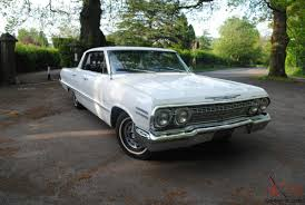 Chevrolet Impala Sports Sedan