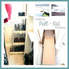 pull out shoe shelf under stairs pull out shoe rack pull out shoe shelf fanciful closet