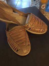 mexican leather sandals