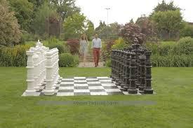 garden chess set. Garden Chess Set R