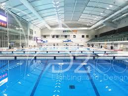 indoor swimming pool lighting. Interesting Indoor MSAC  Indoor Competition Pool On Swimming Lighting