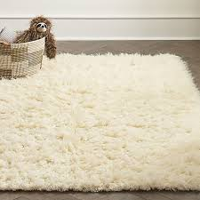 interior white flokati rug crate and barrel exclusive impressive 1 white flokati rug