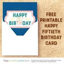 Online Printable Birthday Cards Free Birthday Card Template To Print Naomijorge Co