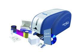– 38000 net Badge Id B3 Solid Baumgartens Printer - Sicurix Kit 300