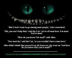 Cat Quotes Impressive Cheshire Cat Dog Quotes Managementdynamics