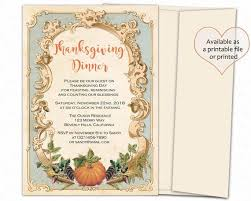 Thanksgiving Invites Thanksgiving Invitation Thanksgiving Invites