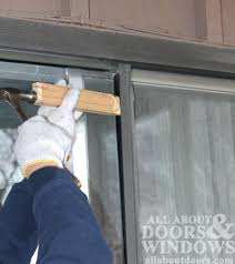 how to repair a sliding door un stiles repair sliding glass door off track pella sliding