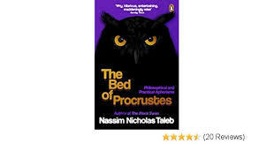 Buy The Bed Of Procrustes: Philosophical And Practical Aphorisms ...