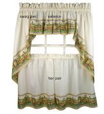 Of Kitchen Curtains Designer Kitchen Curtains Thecurtainshopcom