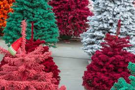 Image result for fake christmas trees