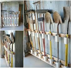 diy garden tool storage diy garden tool storage rack