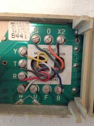 trane weathertron baystat 239 thermostat wiring diagram trane wiring new thermostat on trane weathertron baystat 239 thermostat wiring diagram