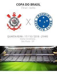 Final da Copa do Brasil: tudo o que você precisa saber sobre Corinthians x  Cruzeiro | copa do brasil