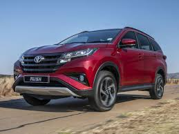 Toyota Rush (2018) Specs & Price - Cars.co.za