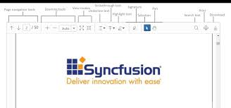 Html5 Javascript Pdf Viewer For Jquery Syncfusion