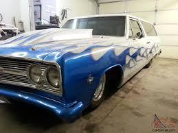Chevy Chevelle 2Door Wagon / Pro Street