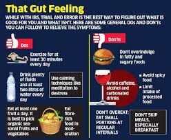 Irritable Bowel Syndrome Diet Chart Irritable Bowel Syndrome Everything You Need To Know About