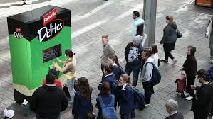 Fantastic Delites Vending Machine Awesome Fantastic Delites How Far Would You Go Deliteomatic Ambient