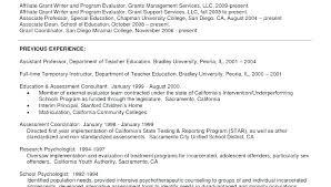 Graduate School Resume Templates Resume Template For