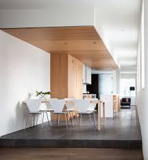 Raised Kitchen Floor Abbott St Renovation Beautiful Interiors