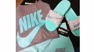pink white. Teal And Grey Or Pink White? White Nike Viral Photo,