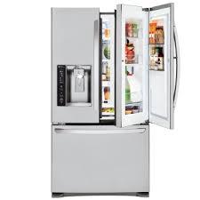 lg fridge french door. ultra capacity 3-door french door refrigerator w/ lg fridge