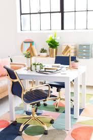 office space inspiration. Modern Interiors: Bright Office Space Inspiration By Top Houston Lifestyle Blogger Ashley Rose Of Sugar C