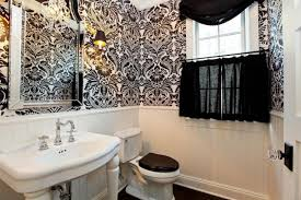 best paint color for small bathroom71 Cool Black And White Bathroom Design Ideas  DigsDigs