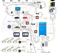 diy solar wiring diagrams for campers Diy Wiring Diagram Relay Wiring Diagram