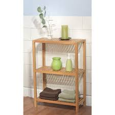 simple living furniture. simple living bamboo 3tier shelf furniture