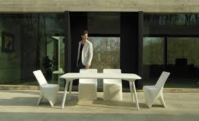 outdoor furniture trends. VONDOM Outdoor Furniture Setting Trends