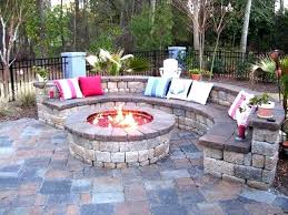 patio designs with fire pit and hot tub. Simple Ideas Patio With Firepit Backyard Fire Pit Stone Designs And Hot Tub H