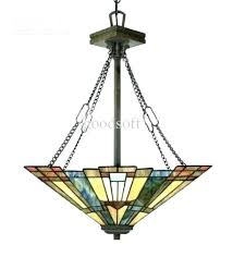 stain glass hanging light architecture vintage stained leaded lamp chandelier shade in fixture bathroom fi