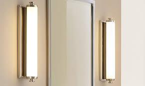 contemporary bathroom lighting. Contemporary Bathroom Lighting Decorative Wall Lights Vanity Sconce Brushed Nickel Light Ideas Fixtures 4