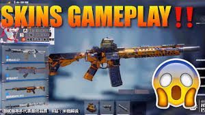 Call of Duty Mobile Beta Skins Gameplay ...