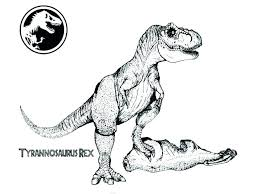 Coloring Pages Dinosaurs T Rex T Coloring Page Best Tyrannosaurus