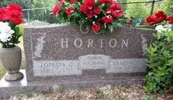 "Clarence Adrien ""Churnhead"" Horton (1921-1972) - Find A Grave Memorial"