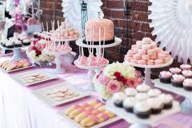 pink paris 1st birthday party